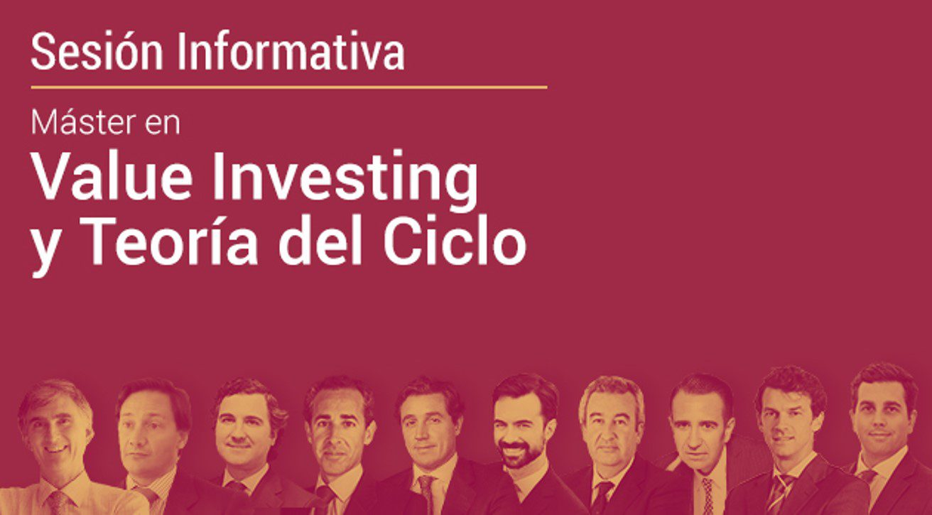 Sesión informativa Value Investing